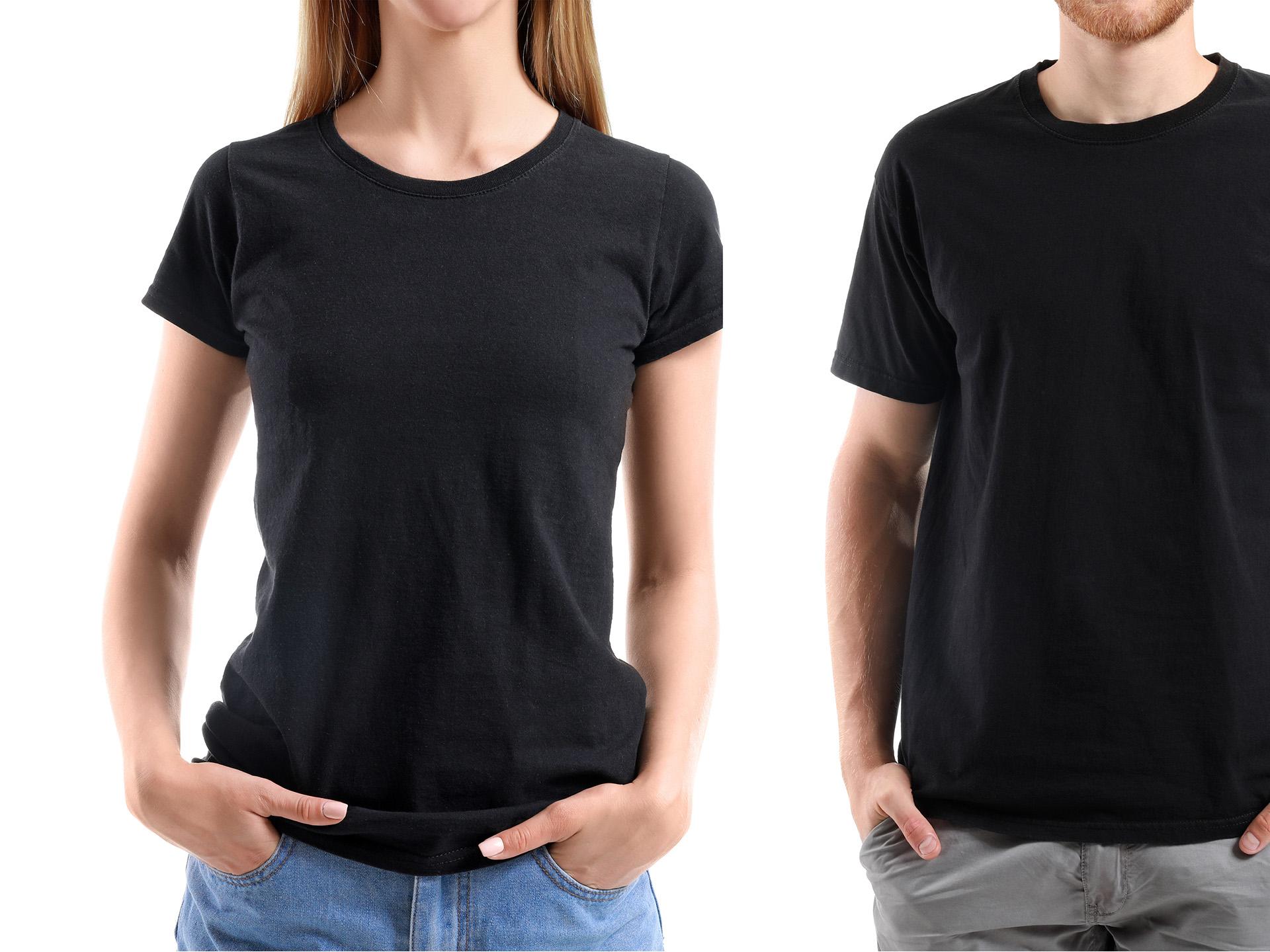 Få et tilbud på t-skjorter