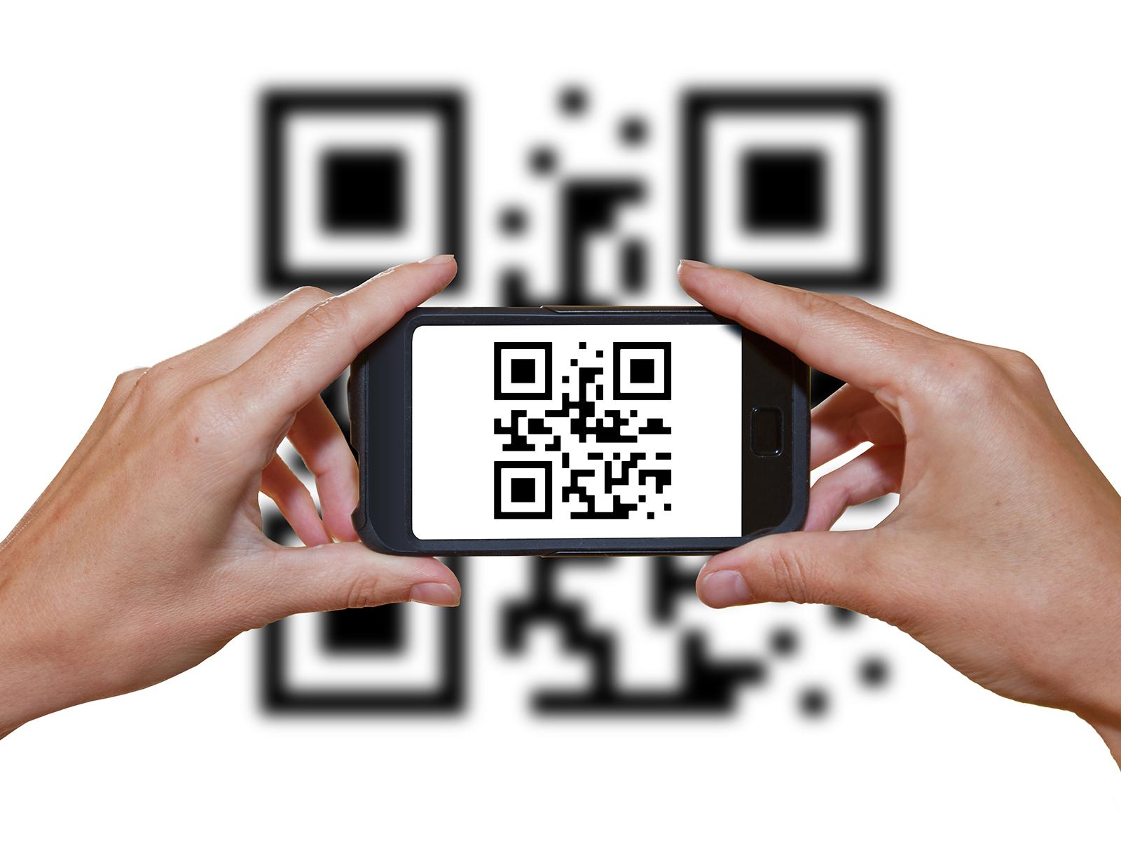 Få et tilbud på QR-koder
