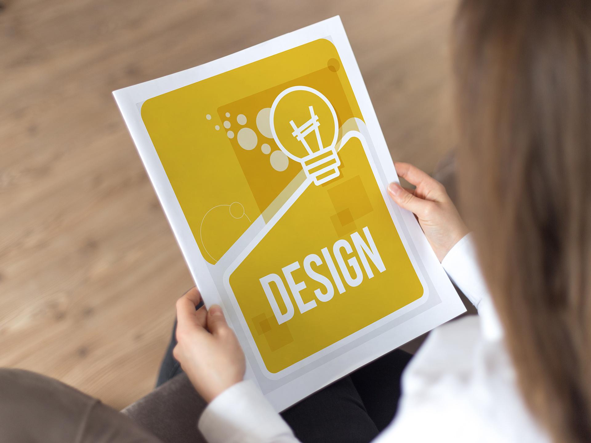 Få et tilbud på grafisk design