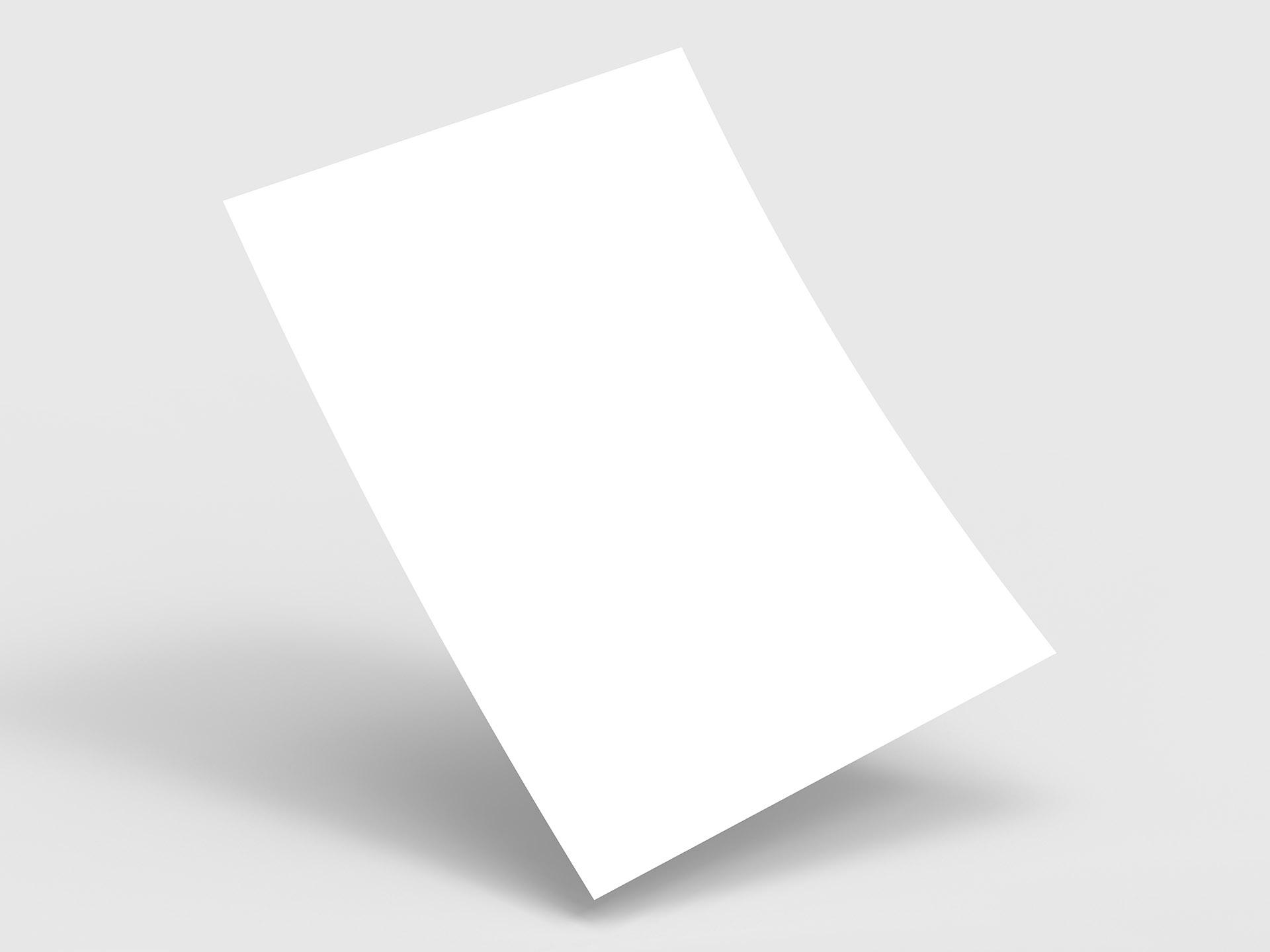 Få et tilbud på papir